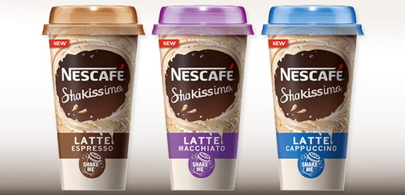 Nescaf 233 Launches Shakissimo A Chilled Coffee Range For