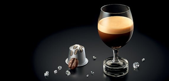 Nespresso glasses