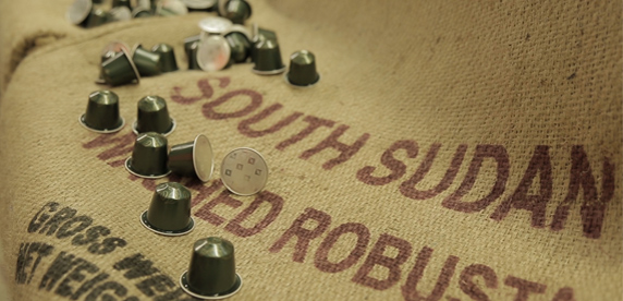 Nespresso launches South Sudan's first ever export coffee