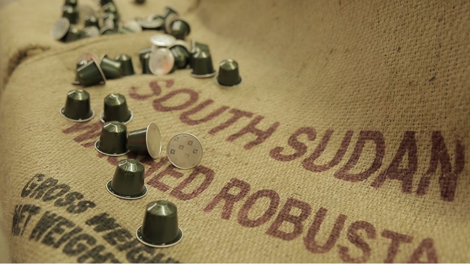 Nespresso launches first coffee exported from South Sudan