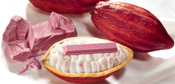 nestlé launches world s first kitkat chocolatory sublime ruby