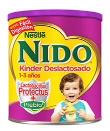 First Nestlé milk product for lactose-intolerant children | Nestlé