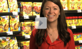 Video of Emily explaining the Nestlé Nutritional Compass