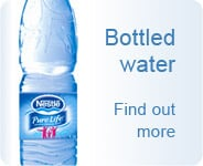Bottled water - find out more