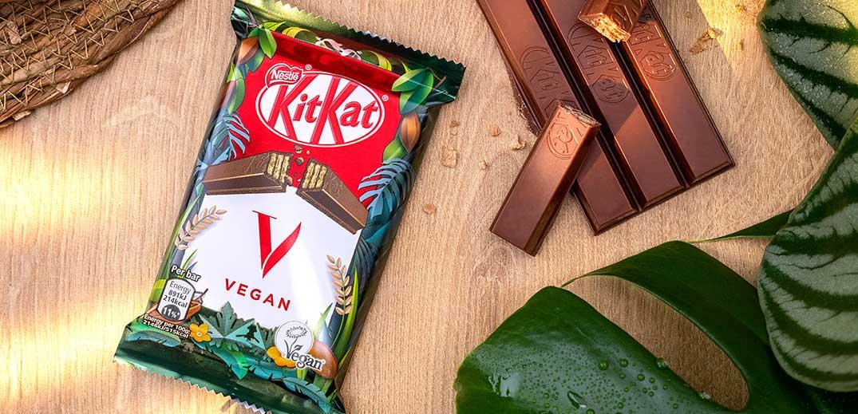 Kit Kat V - The new vegan Kit Kat released in 2021