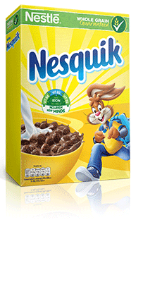 Nesquik Breakfast Cereal