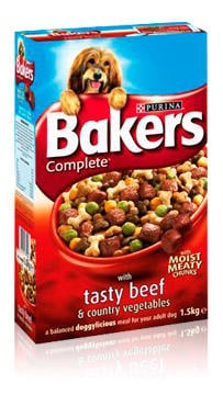 Purina Bakers pack